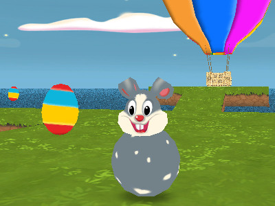 Easter Egg Hunt online hra
