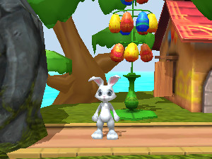 Easter Time Warp online game