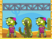 Zombie Shooter online hra