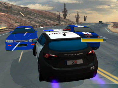 Highway Squad online game