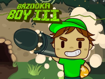 Bazooka Boy 3 online game