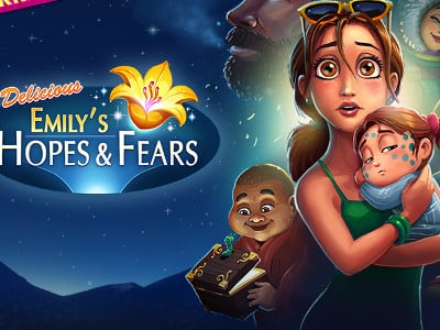 Delicious Emily's Hopes & Fears online hra