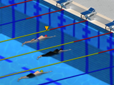 Swimming Pro online game
