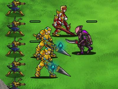 Terrestrial Conflict online hra