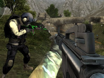 Bullet Force Multiplayer online hra