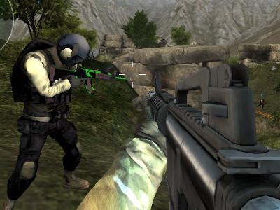 Bullet Force Multiplayer online game