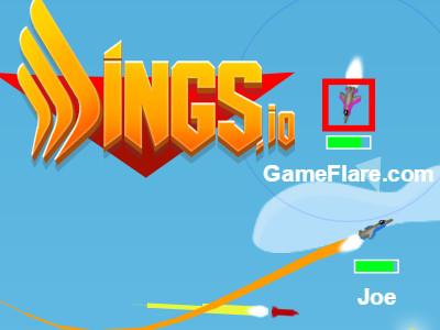 Wings.io online hra