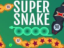 SuperSnake.io online game