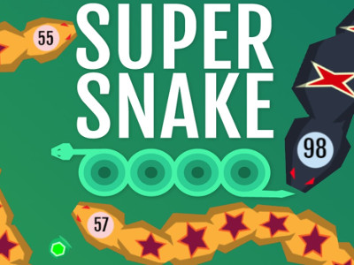 SuperSnake.io online game