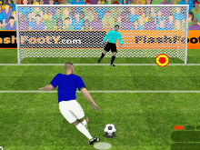 Penalty Shooters 2 online hra