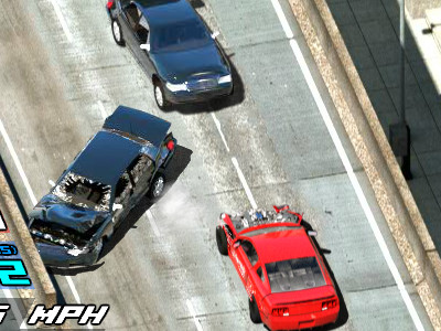 Traffic Collision online hra
