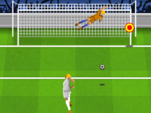 Penalty Shootout: Euro Cup 2016 online game