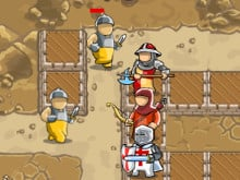 Crusader Defense: Level Pack 2 online game