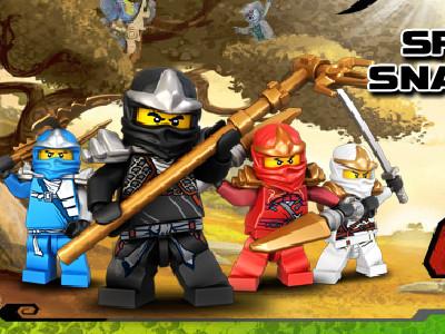 Spinjitzu Snakedown online game