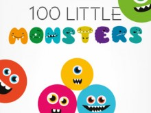 100 Little Monsters