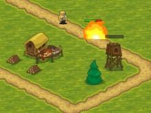 Island Defense online game