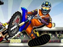 MotoX Stunt Master online game