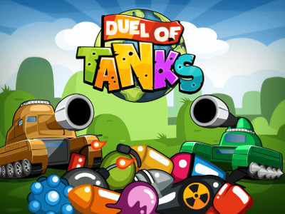 Duels of Tanks online game