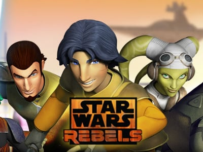 Star Wars Rebels: Team Tactics online game