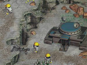 Robots Continue Work Sequence online game