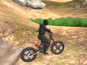 Bike Trials online hra