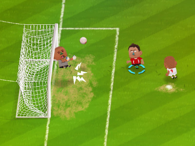 Kopanito All-Stars Soccer Lite online game