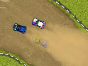 Rally Racer  online hra