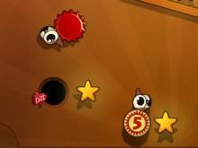 Jump Out!: Pinball online hra