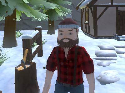 Lumberjack Story online hra