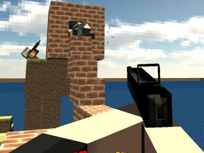 Pixel Warfare 5 juego en línea