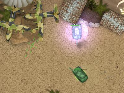 Tankwars.io online hra