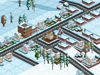 Transport Tycoon Deluxe online game