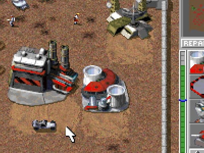 Command and Conquer online game