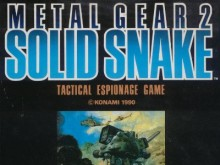 Metal Gear 2: Solid Snake online hra