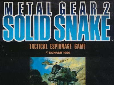 Metal Gear 2: Solid Snake online game