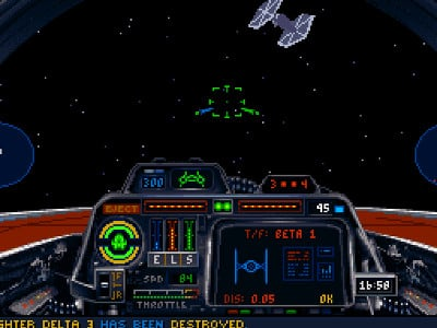 Star Wars: X-Wing online game