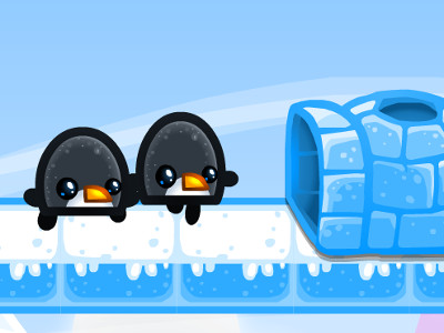 Penguineering online game