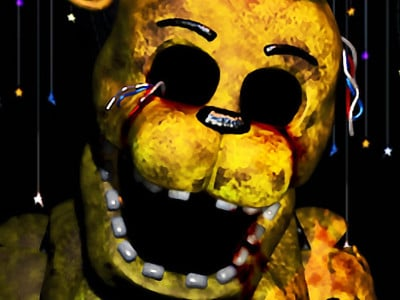 Five Night's at Golden Freddy's oнлайн-игра