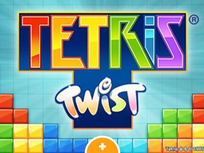 Tetris® Twist online hra