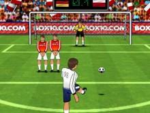 Euro Kicks 2016 online hra