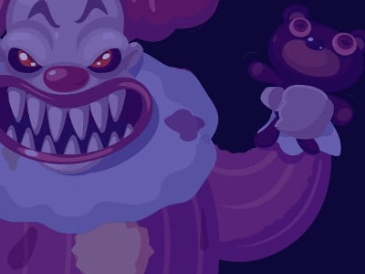 Clown Nights online hra