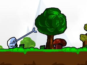 Jurassik Booga online hra