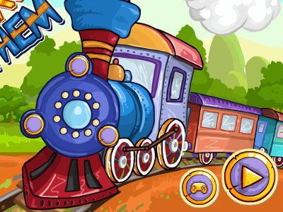 Railroad Mayhem online game