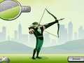 Green Arrow online hra