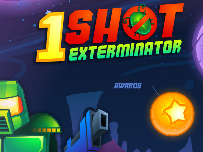 1 Shot Exterminator online game