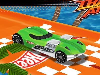 Hot Wheels Track Attack online hra