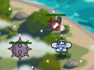 Frantic Planes 2 online hra