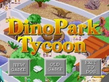 Dinopark Tycoon online hra