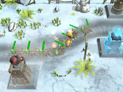 Dead Defence online game