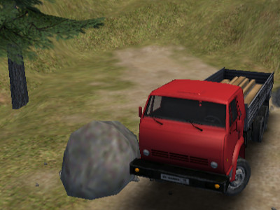 Truck Driver Crazy Road online game